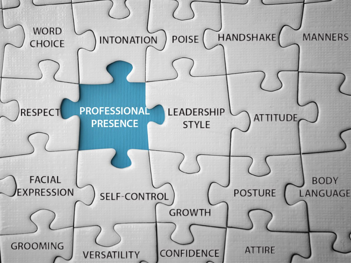 professional presence Professional presence in a casual world is designed to make everyone from individual contributors to emerging leaders more professional in the workplace.