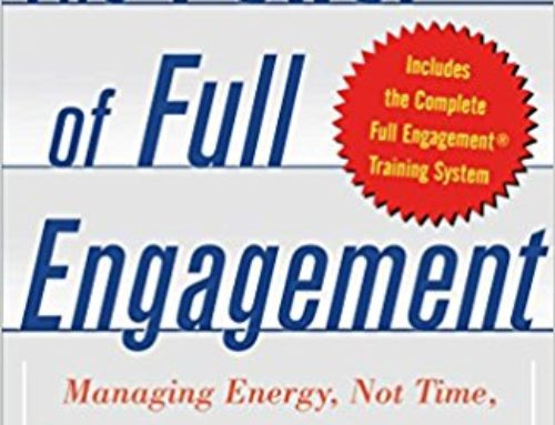 Power of Full Engagement | Jim Loehr & Tony Schwartz