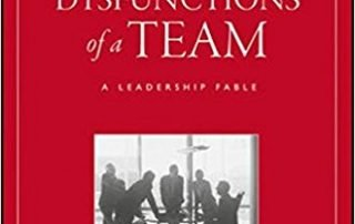 Five Dysfunctions of a Team-Patrick Lencioni