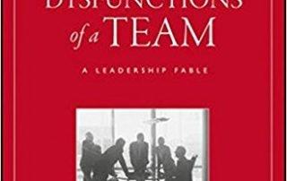 Five Dysfunctions of a Team-Patrick Lencioni