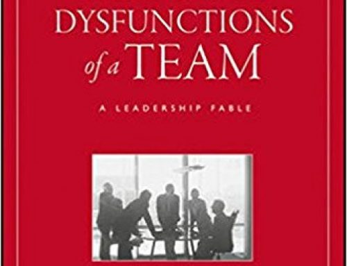 THE FIVE DYSFUNCTIONS OF A TEAM  | Patrick Lencioni