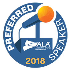 ALA Preferred Speaker Badge
