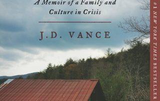 Hillbilly Elegy-JD Vance