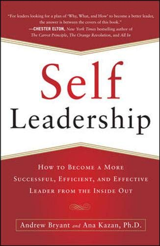 Self-Leadership Book Cover