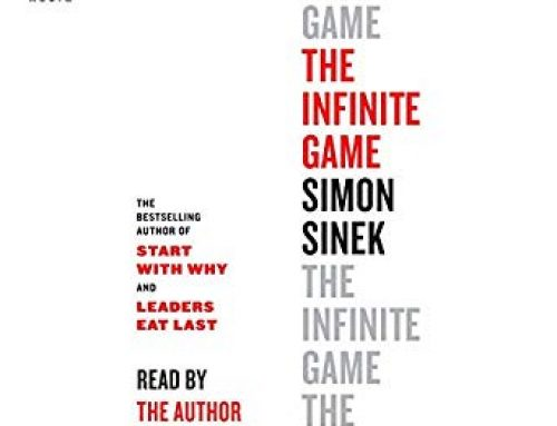 THE INFINITE GAME | Simon Sinek