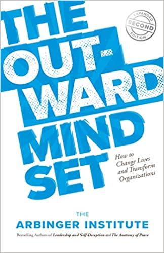 The Outward Mindset-Arbinger Institute