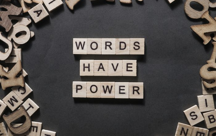 Feeling Generous-Words Have Power